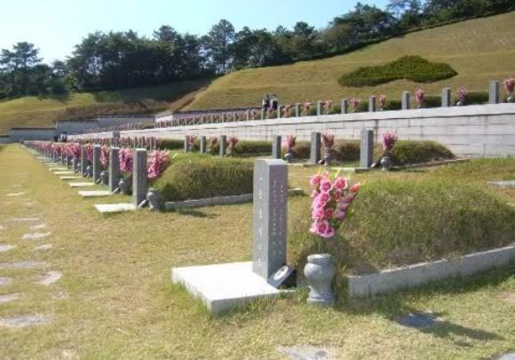 Nghĩa trang tưởng niệm các nạn nhân của vụ thảm sát Gwangju