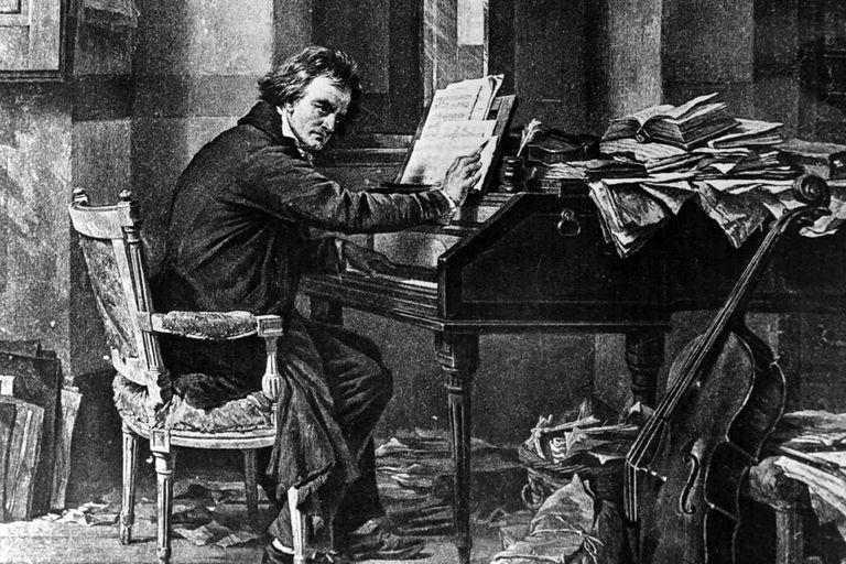 Điều gì ẩn giấu đằng sau bản sonata Ánh trăng của Beethhoven?