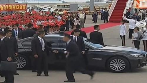 Mạng lưới an ninh bảo vệ ông Tập Cận Bình trong chuyến thăm Hồng Kông.