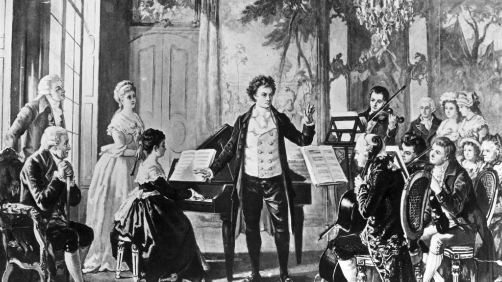 Câu chuyện độc đáo về bản giao hưởng số 9 của Beethoven