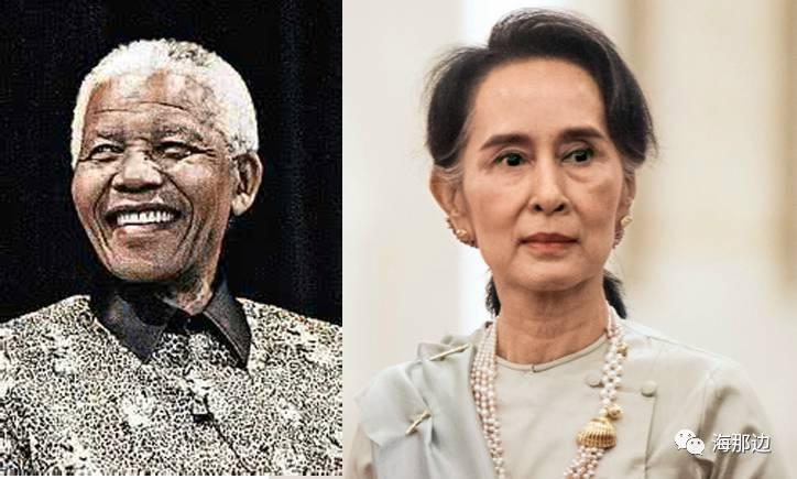 Ông Mandela và bà Aung San Suu Kyi cũng từng phải chịu những thảm họa tù đày