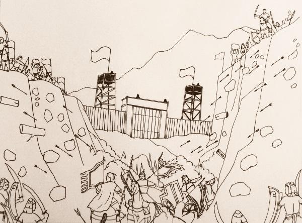 Chiêm Thành đã cầm cự trước đội quân hùng mạnh nhất thế giới như thế nào?