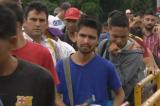 Hàng chục ngàn người Venezuela vượt biên sang Colombia tìm cuộc sống mới