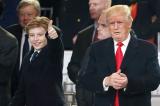 Những điều thú vị bạn chưa biết về con trai út nhà Tổng thống Mỹ Donald Trump