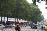 Chặt, di dời tiếp 123 cây xanh để giảm ùn tắc khu vực sân bay Tân Sơn Nhất