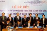 Hàn Quốc đầu tư 20.100 tỷ đồng vào dự án khu phức hợp thông minh tại Thủ Thiêm