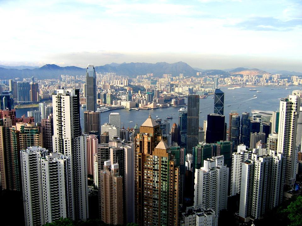 Hồng Kông (Ảnh: Pixabay)