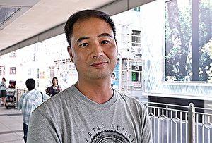 Triệu Thiệu Căn, một cựu phóng viên tin tức về Trung Quốc kiêm bình luận viên thời sự lâu năm