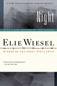 """Cuốn sách này sau đó được đổi tên thành """"Đêm"""" (Ảnh: Internet)"""