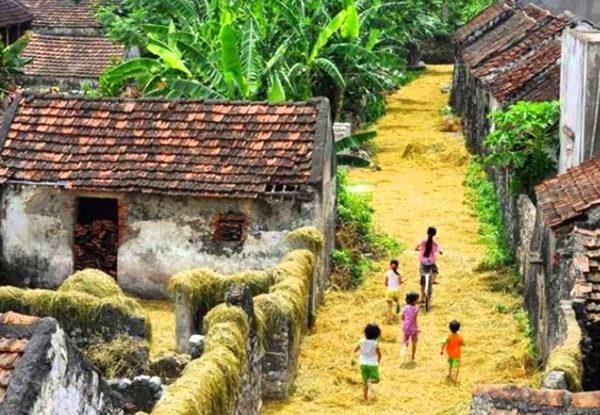 Văn hóa làng quê xưa và nay