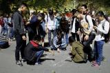 Hà Nội: Giữ nguyên thời gian phố đi bộ tại hồ Hoàn Kiếm