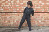 Giải pháp tiết kiệm: Quần áo nếp gấp có thể 'lớn lên' theo trẻ (video)