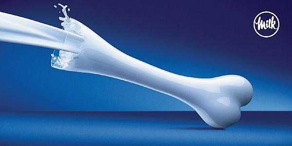 Nghe nhiều quảng cáo thành quen, nhắc đến loãng xương người ta sẽ nhớ ngay đến canxi, và sữa