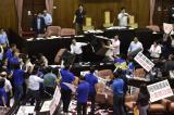 Tại sao nghị sĩ Đài Loan hay đánh nhau khi họp Quốc hội?