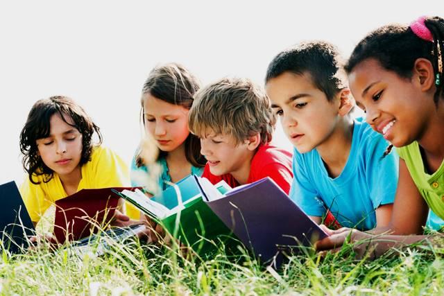 bài tập về nhà, đọc sách