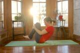 Động tác đơn giản giúp nắn chỉnh cột sống, phòng trị gai xương và đau lưng