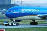 Máy bay Vietnam Airlines gặp sự cố hạ cánh nghiêm trọng tại Úc