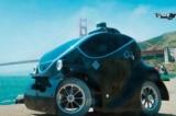Dubai sẽ triển khai xe cảnh sát robot tuần tra tự động (video)