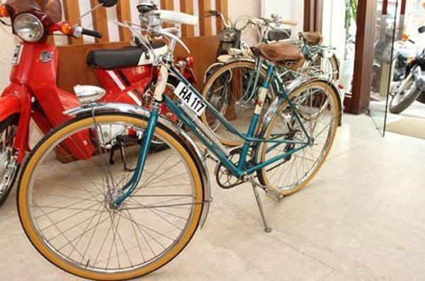 Ảnh sưu tập những chiếc xe đạp quen thuộc của người Việt