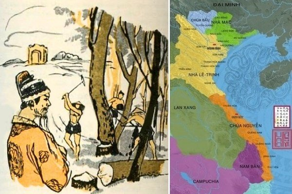 Các đời chúa Nguyễn mở rộng lãnh thổ Đại Việt như thế nào? – Phần 2: Cuộc di dân lịch sử