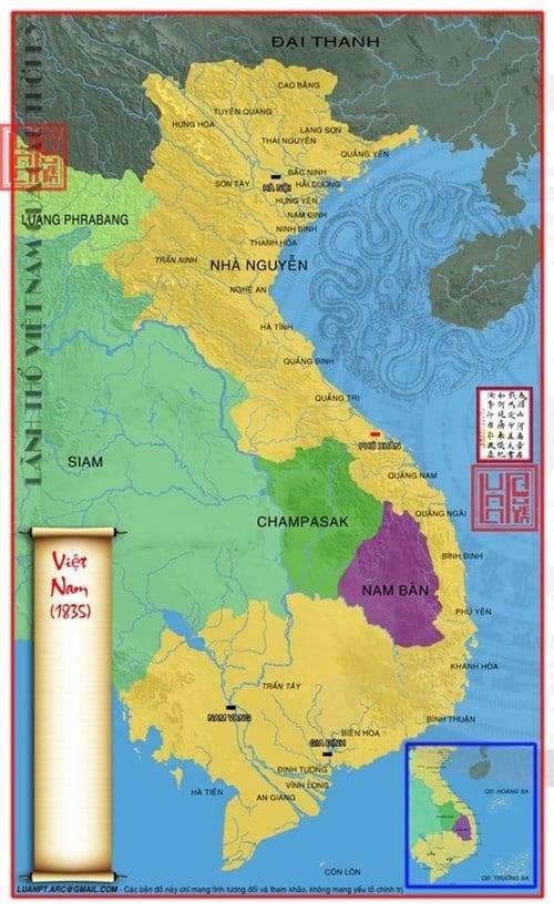 lãnh thổ Việt Nam