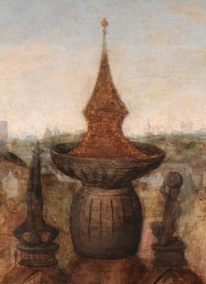 Tìm hiểu nghệ thuật Phục Hưng: Sự xuống dốc của đền thờ Thánh tại Jerusalem