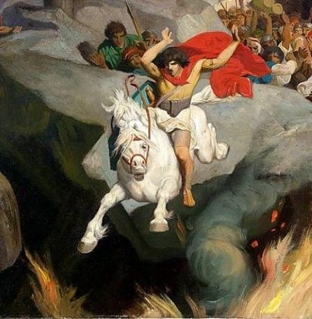 Tìm hiểu nghệ thuật Phục Hưng: Sự tồn vong của La Mã và tính mạng của một vị anh hùng
