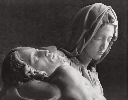 Tuyệt tác điêu khắc Pietà của Michelangelo: Thuần khiết từ bi, vô oán vô hận