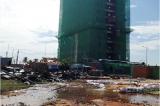 Đà Nẵng: Phạt doanh nghiệp 6 triệu đồng vì gây tràn nước thải ra biển