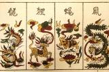 Tản mạn về tứ linh - Bốn loài thần thú phương Đông cổ đại