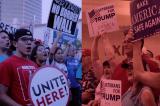 Tổng thống Trump kêu gọi người dân Mỹ đoàn kết