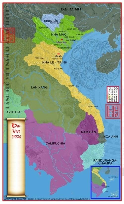 Các đời chúa Nguyễn mở rộng lãnh thổ - P1: Đánh Chiêm Thành