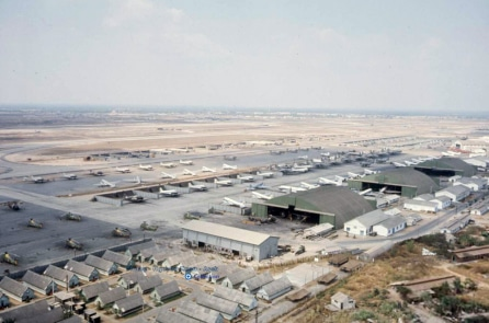 Cuối năm 2017, khu bay Tân Sơn Nhất không còn tắc nghẽn