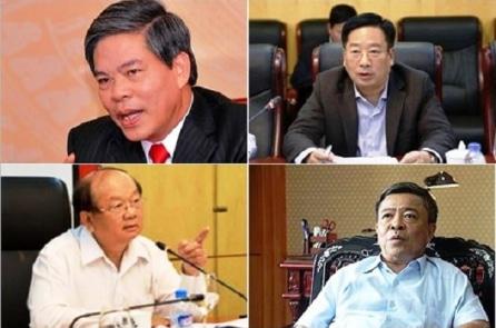 Vụ Formosa: Thi hành kỷ luật 4 nguyên lãnh đạo Bộ TN-MT, UBND tỉnh Hà Tĩnh