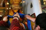 Siberi: Thi hài của nhà sư vẫn nguyên vẹn 90 năm sau khi viên tịch