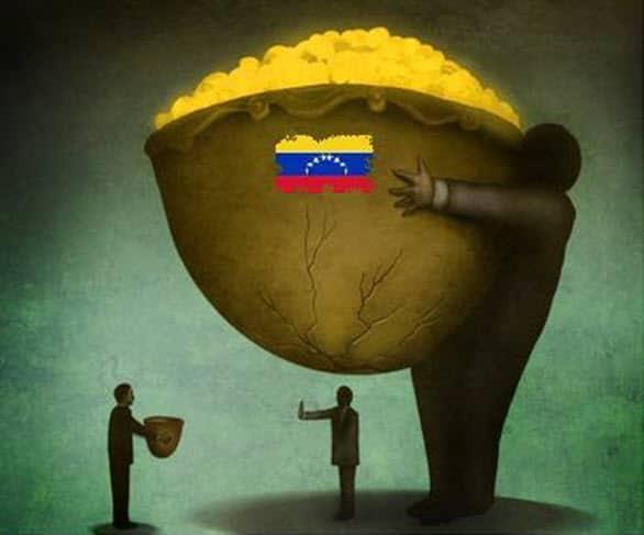 khung hoang venezuela