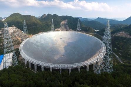 Trung Quốc xây xong kính thiên văn radio lớn nhất thế giới, nhưng thiếu người vận hành