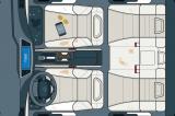 5 chỗ trong xe hơi mà nhiều người thường quên lau dọn