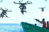 Máy bay drone gắn súng máy – mối đe dọa thay đổi hoàn toàn bộ mặt chiến tranh