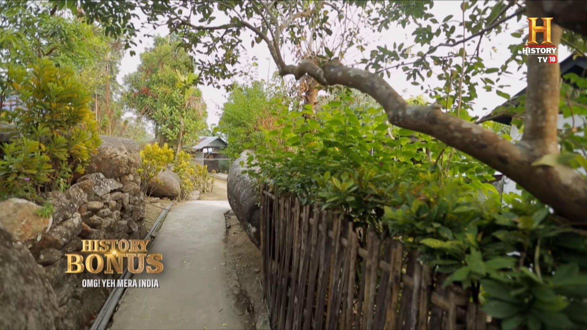 Ngôi làng sạch nhất Ấn Độ - Mawlynnong, giữ gìn vệ sinh