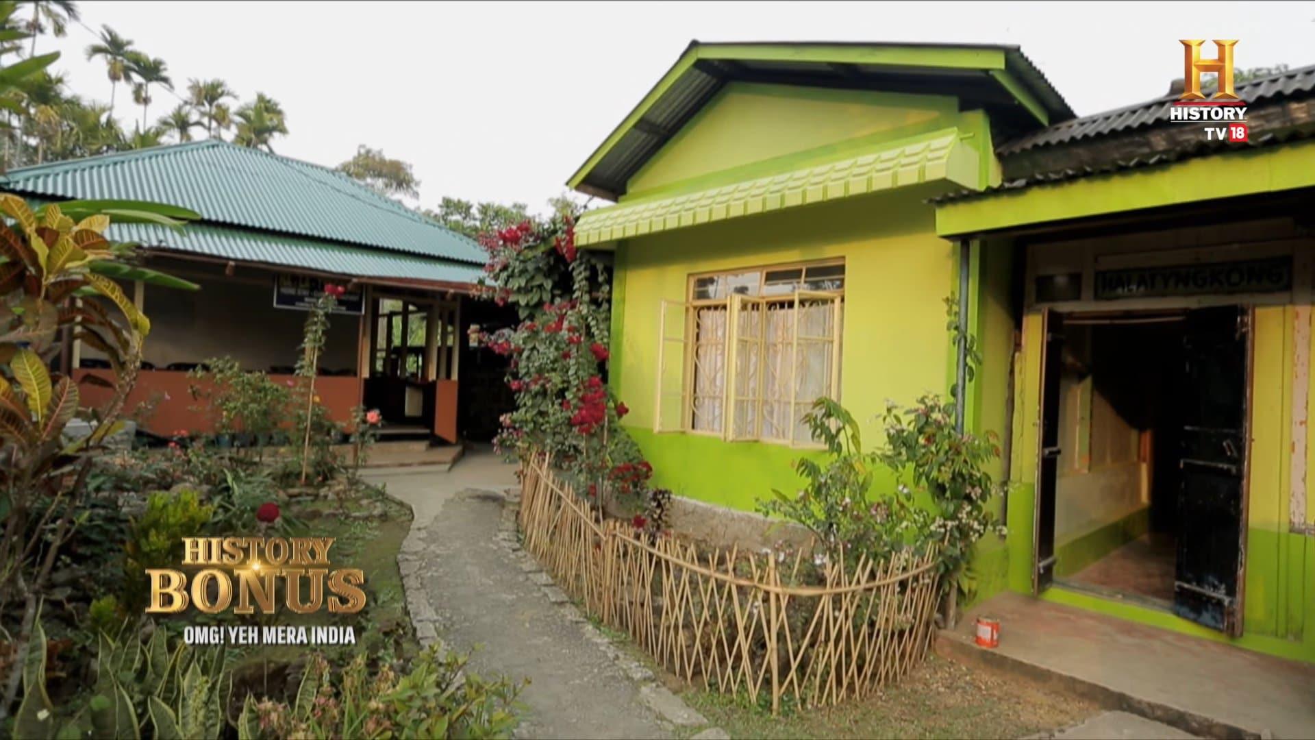 Ngôi làng sạch nhất Ấn Độ - Mawlynnong