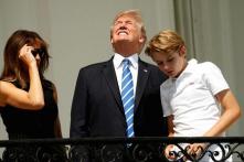 Ảnh: Người Mỹ hân hoan chào đón nhật thực toàn phần quét qua lãnh thổ