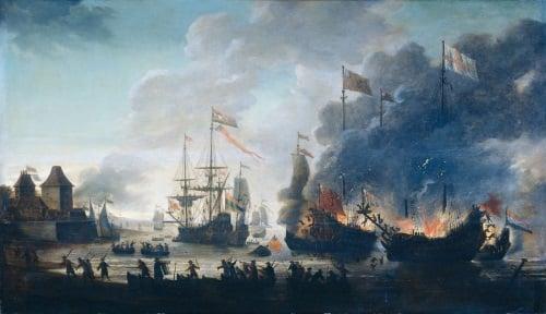 Hải chiến Hà Lan
