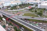 TP.HCM mở thêm đường dưới cầu vượt để giảm kẹt xe cho sân bay Tân Sơn Nhất