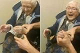 Cụ bà 99 tuổi trở thành tù nhân hạnh phúc nhất thế giới