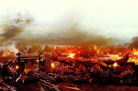 Điều gì khiến nhà Tây Sơn bại bởi nhà Nguyễn? – Phần 1: Những cuộc tàn phá và thảm sát
