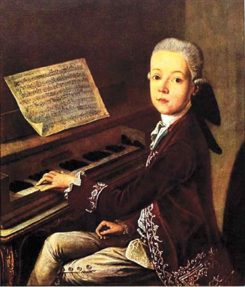 5 giai thoại đặc biệt về thiên tài âm nhạc Mozart