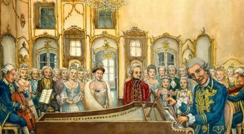 Giai thoại hài hước về bản giao hưởng tiễn biệt của Joseph Haydn