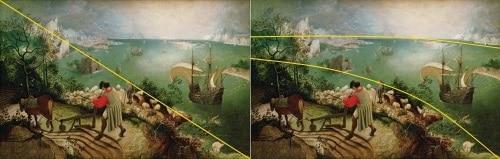 Tìm hiểu nghệ thuật Phục Hưng: Thế giới không ngừng quay vì bi kịch của Icarus