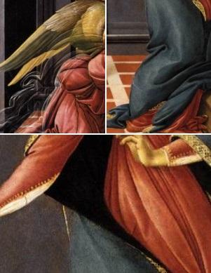 Tìm hiểu nghệ thuật Phục Hưng: Đức mẹ Mary tiếp nhận thiên ý